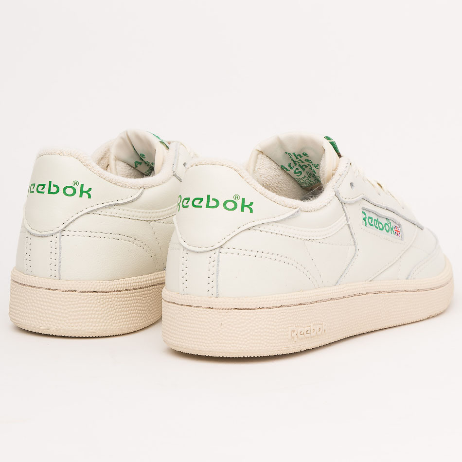 Reebok Club C 1985 TV White