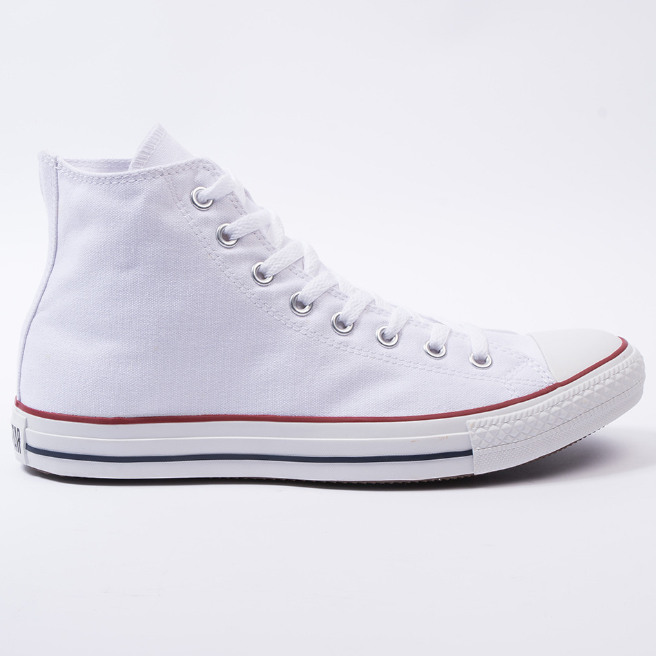 Converse all star hi optic white