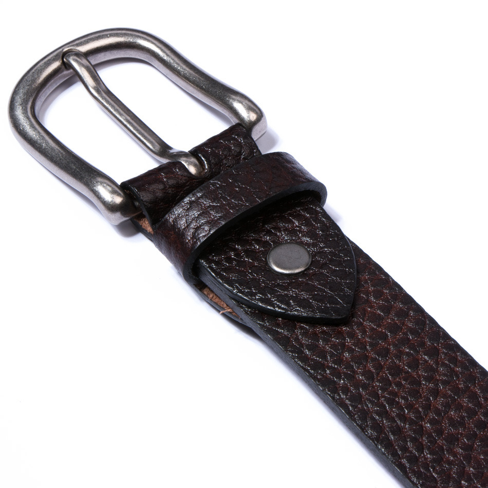 Cinturón Leather Brown
