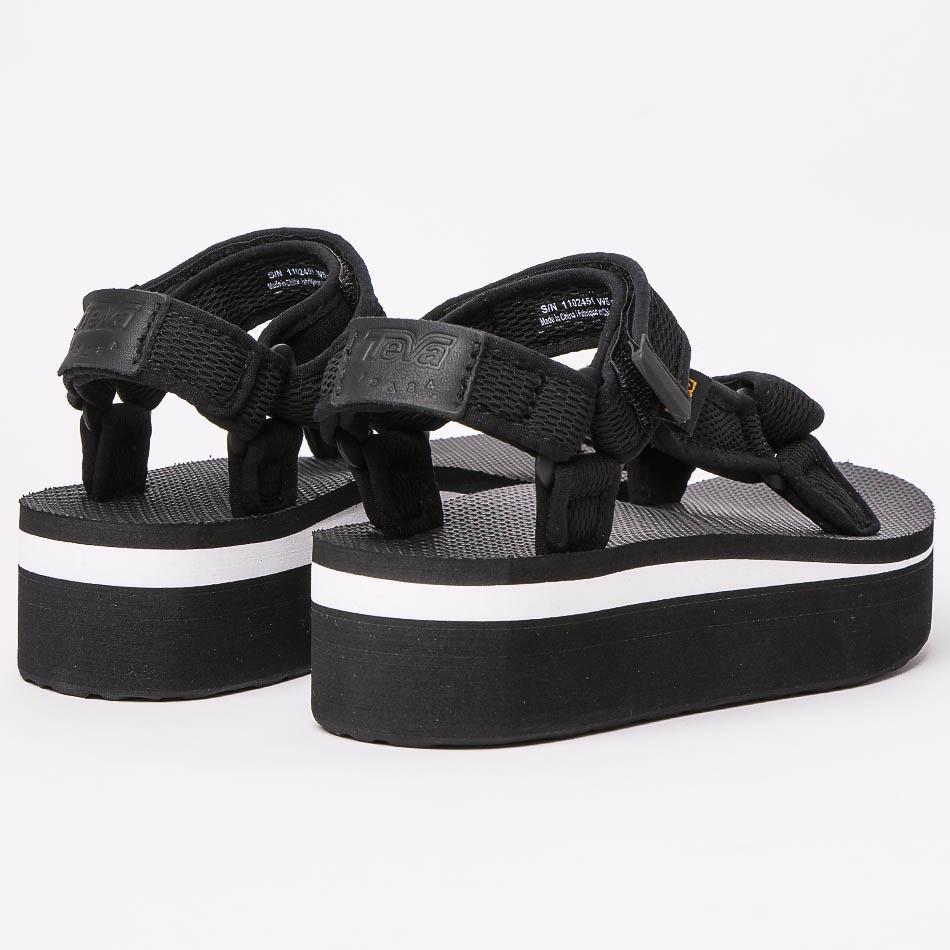Teva Flat Form Universal Black