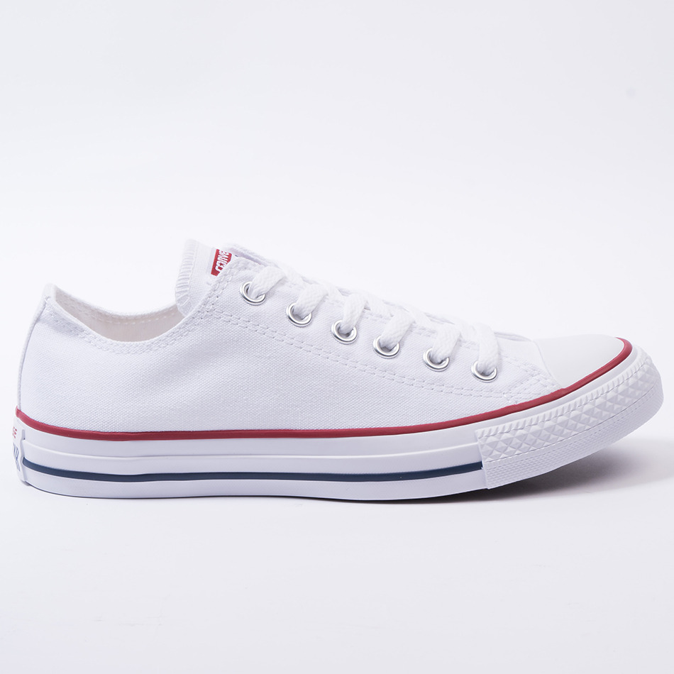 Converse m7650 all star ox optic white