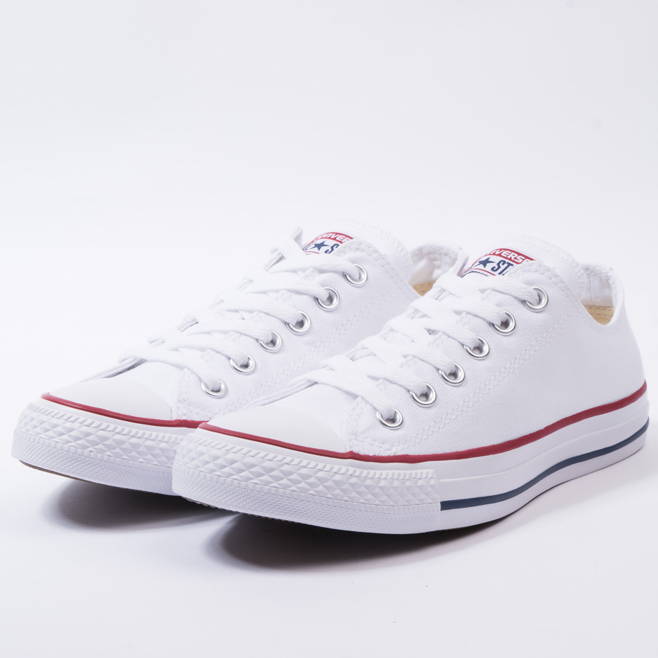 Converse m7650 all star ox optic white-1