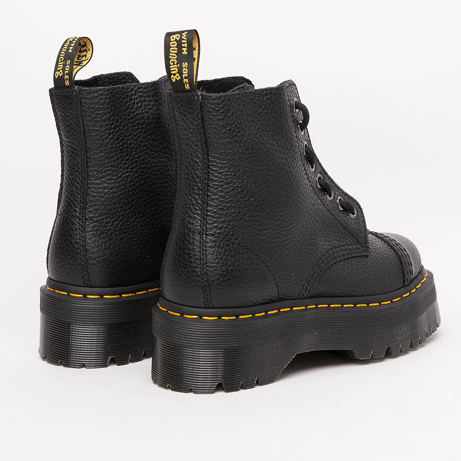 Dr. Martens Quad Retro Sinclair Black