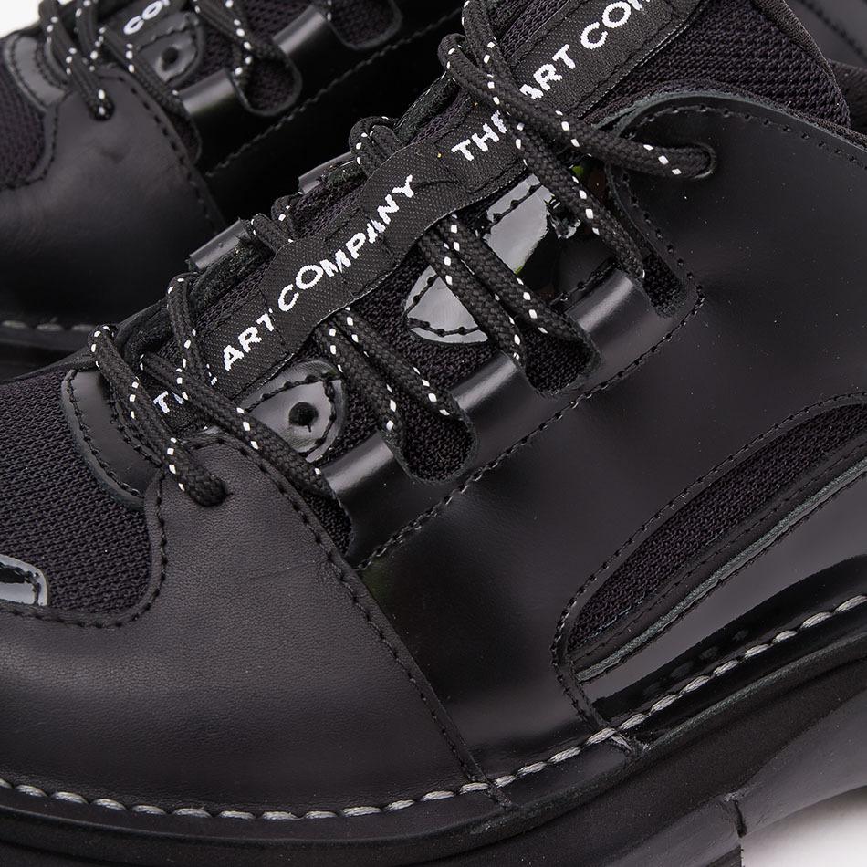 Art Core 1 Multi Leather Black