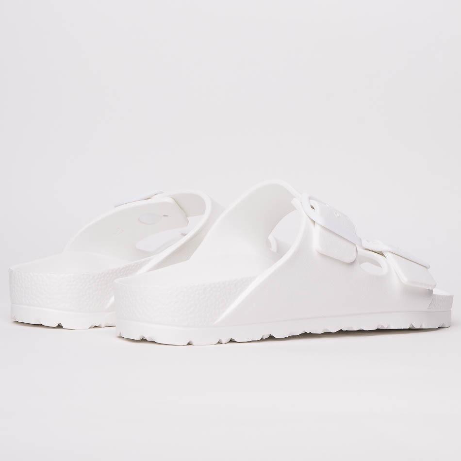 Ari sandals white