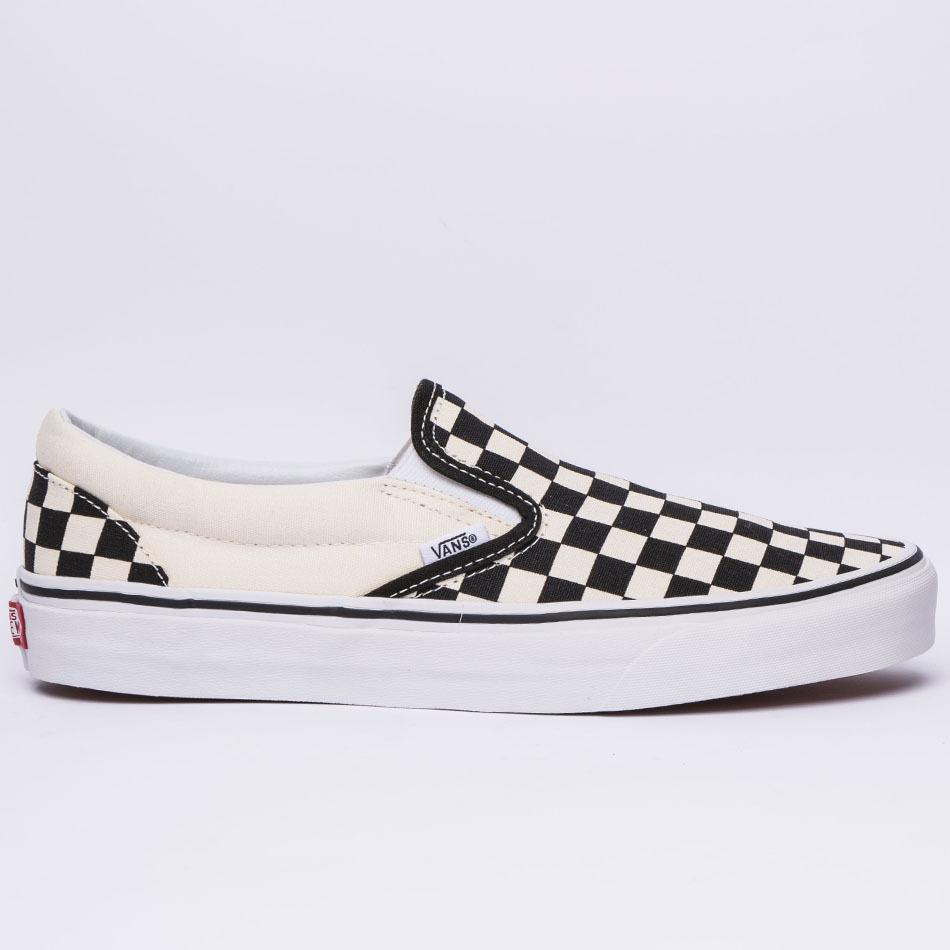Vans Classic Slip-On BI (Black/White)
