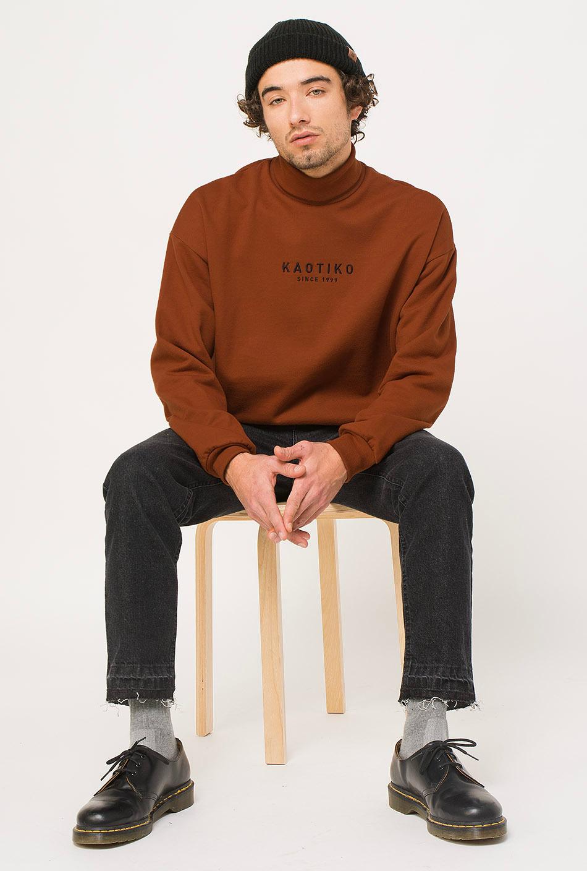 Caramel Ryan Sweatshirt