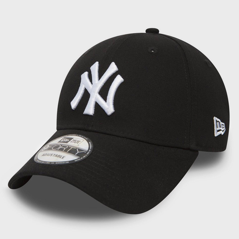 New Era League Essential 9F black