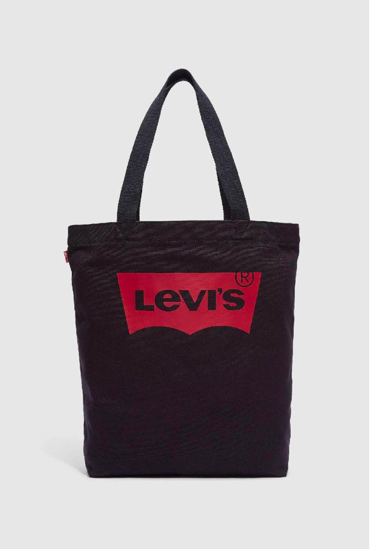 Tote Bag Levi's schwarz