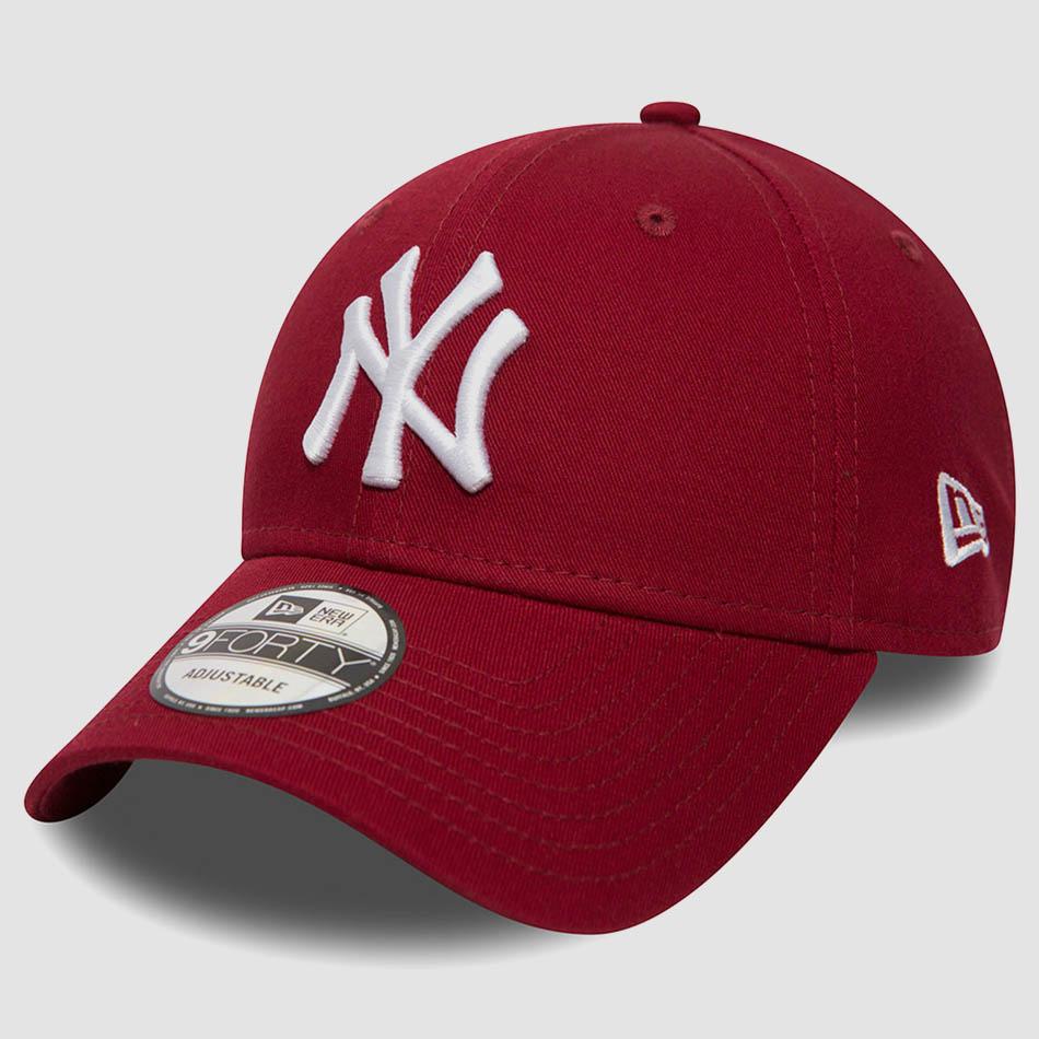 New Era League Essential 940 Red