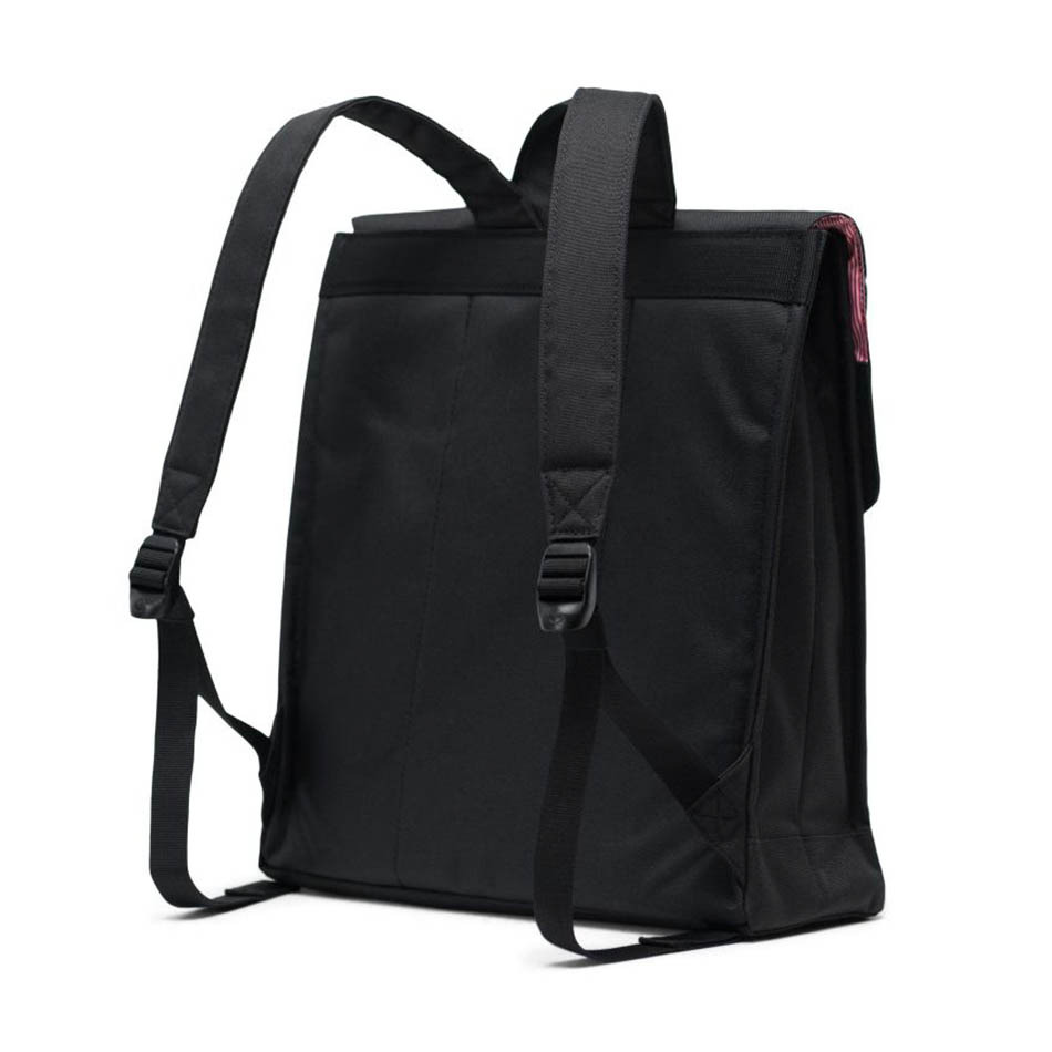 Herschel City Backpack | Mid-Volume Black