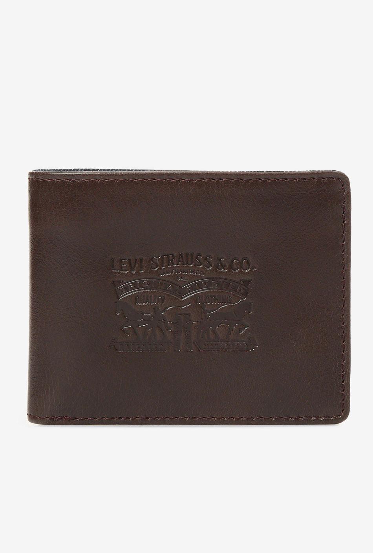 Levi's Bifold denim/leather