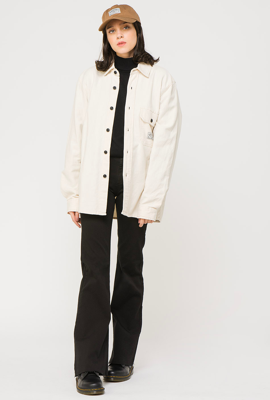 Minimal Flare Black trousers