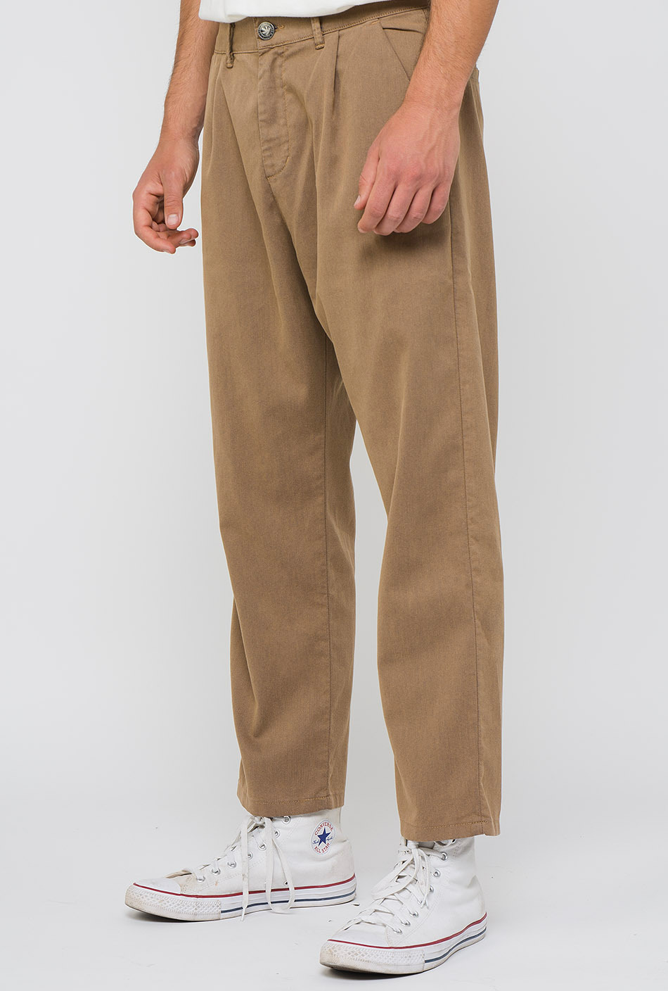Swing Bob toasted trousers