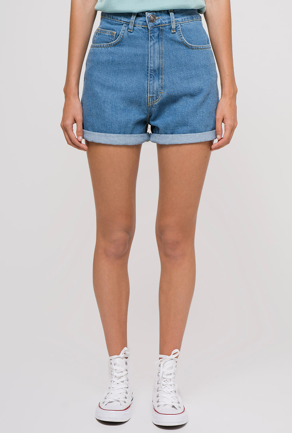 Mommy denim short