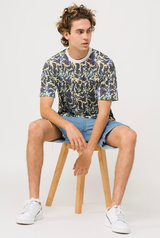 Psycho lilac t-shirt