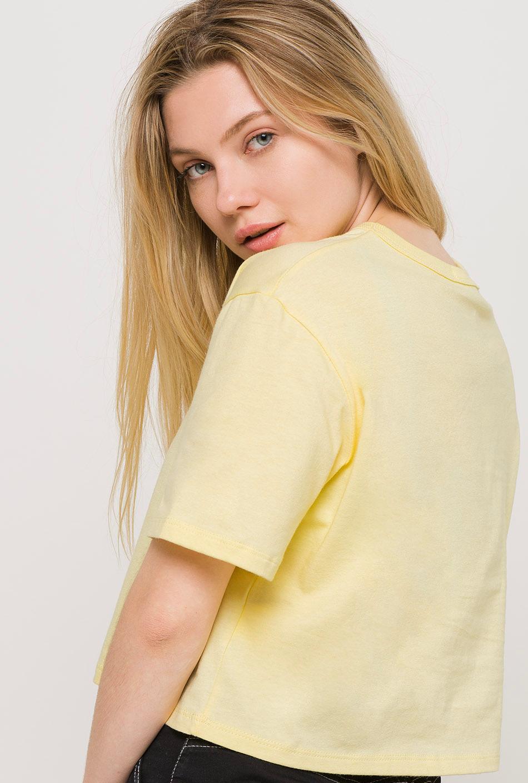 Camiseta Lanai amarilla