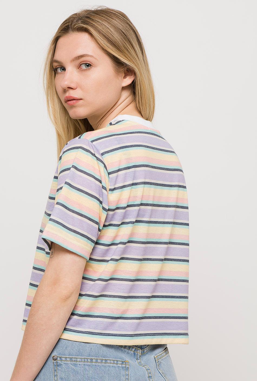 Striped pastel t-shirt