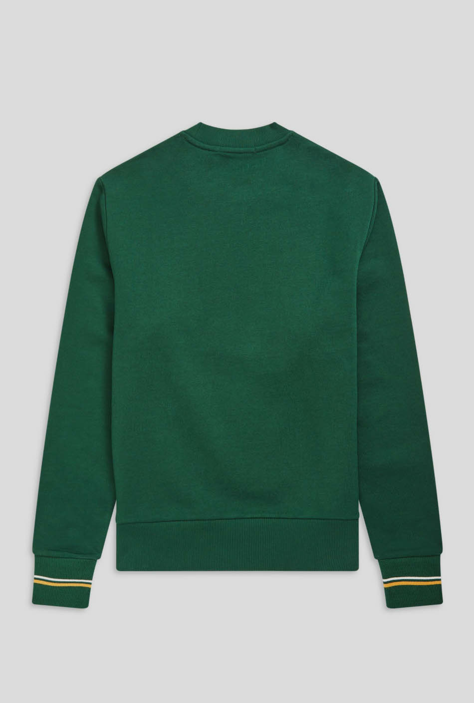 Fred Perry green sweatshirt