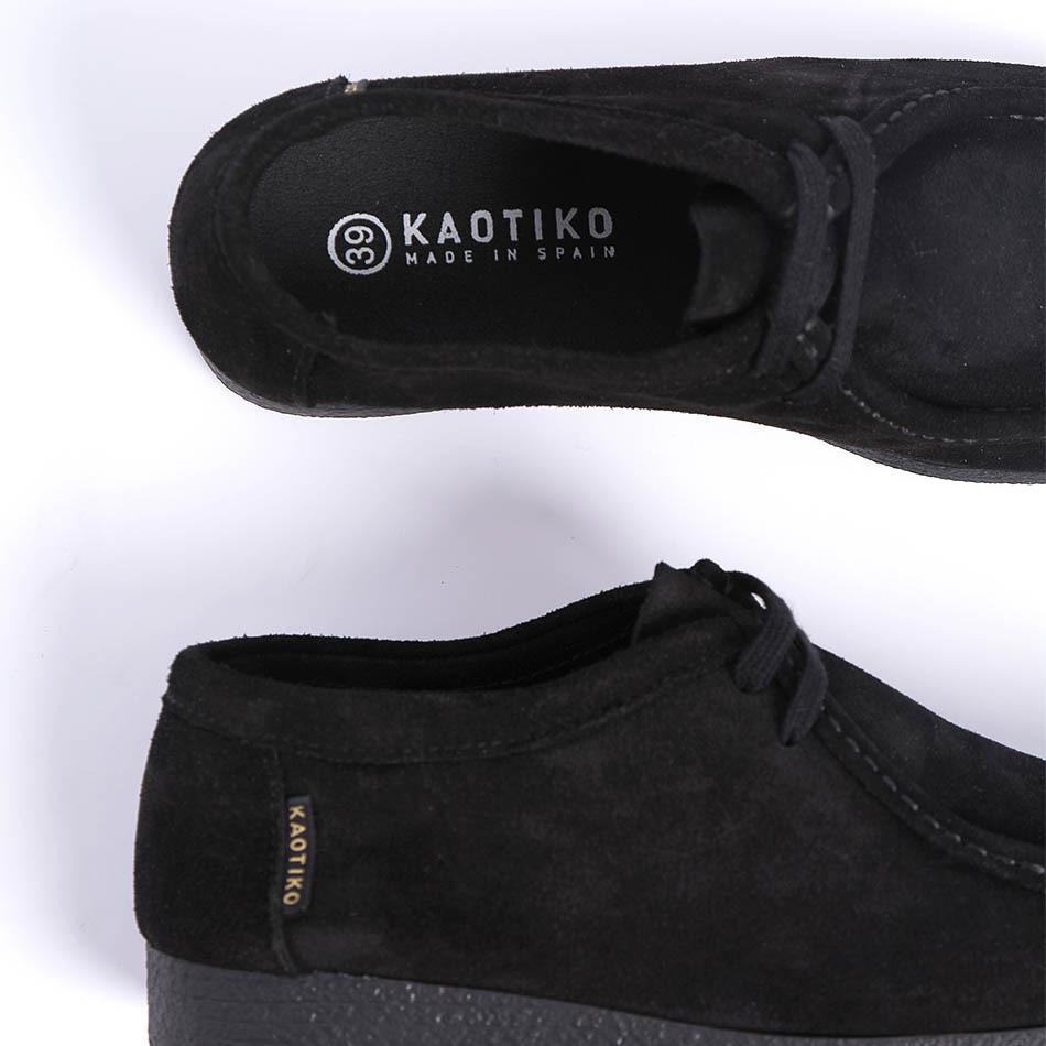 kaotiko Austin shoes black