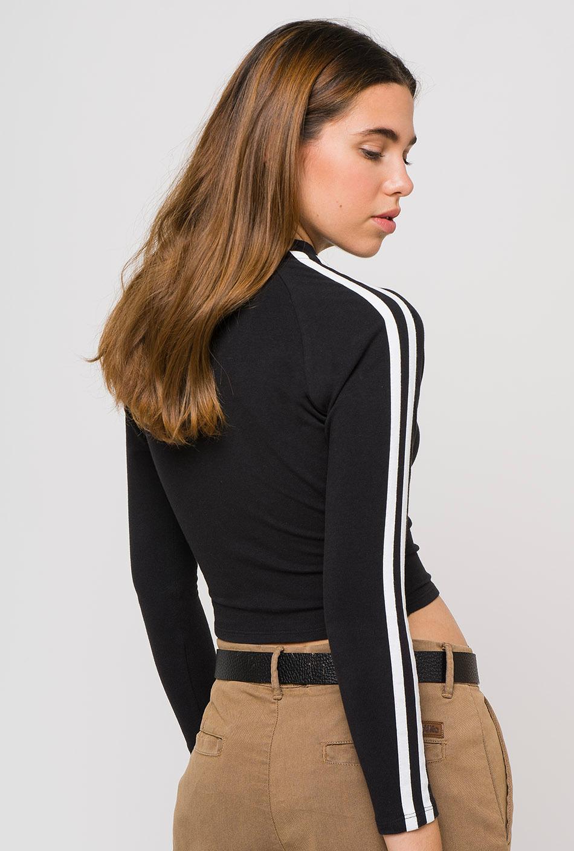 Camiseta Lysa Negra m/l