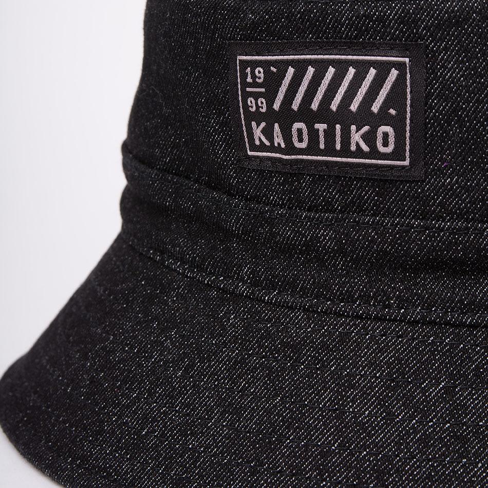 Bucket Kaotiko black/grey