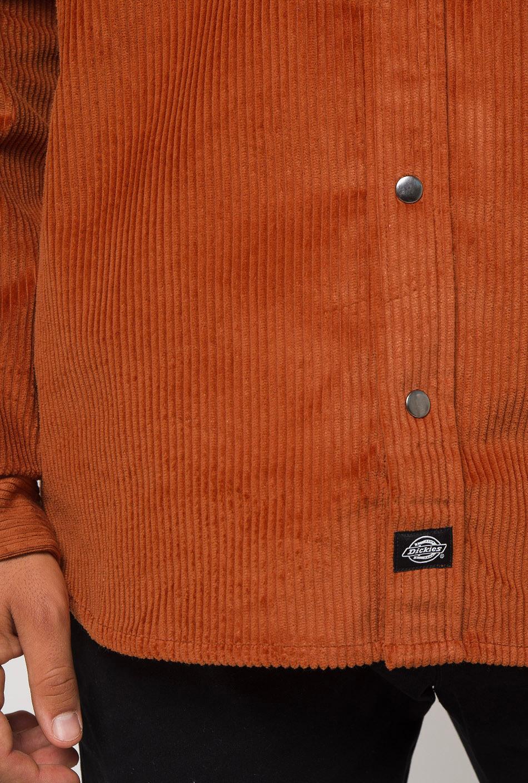 Dickies Ivel Rust Shirt