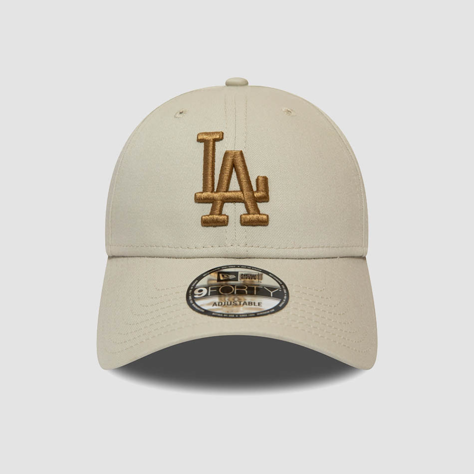 New Era League Essential 940 Beige/Black
