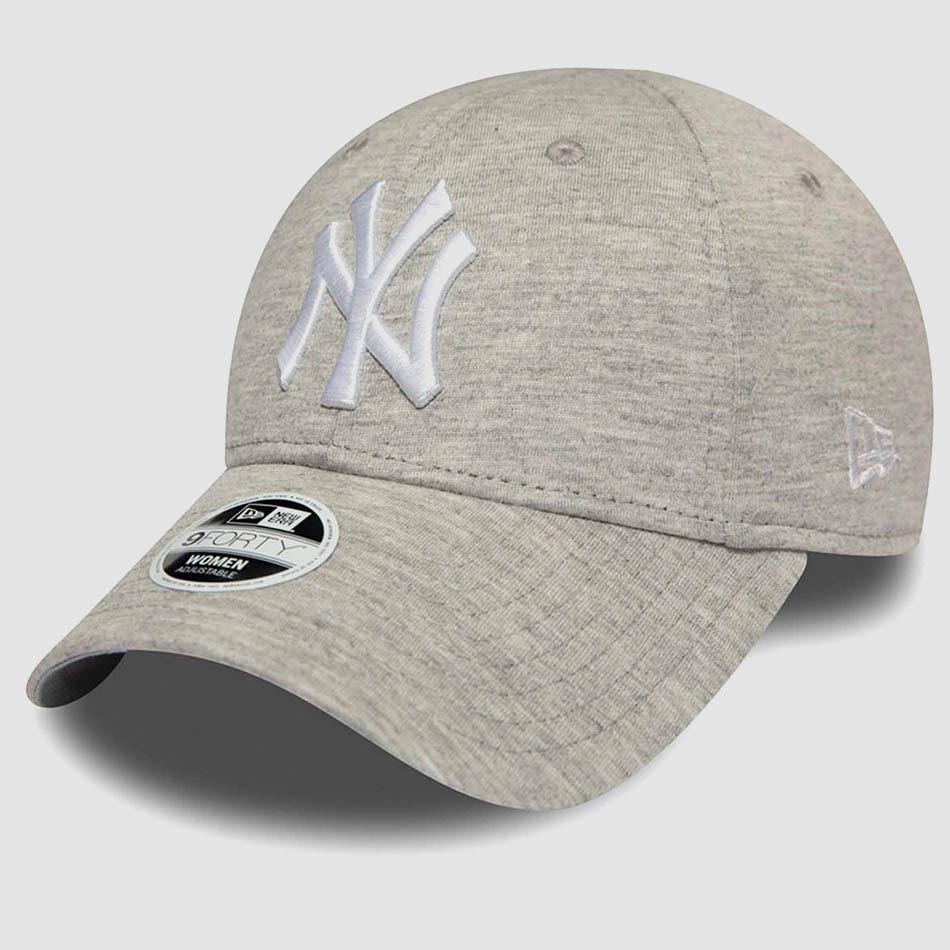 New Era League Wmn Essential 940 Grey/White