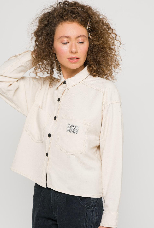 Camisa Urban Crudo