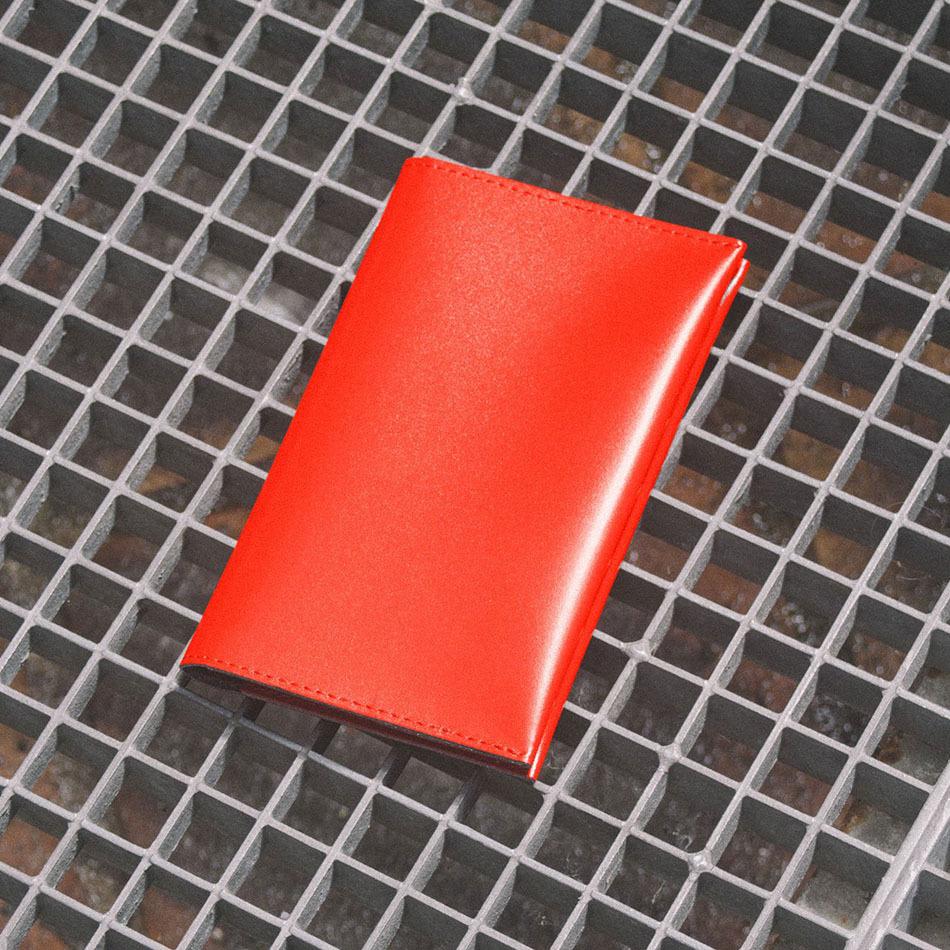 Flat Purse Red Bag
