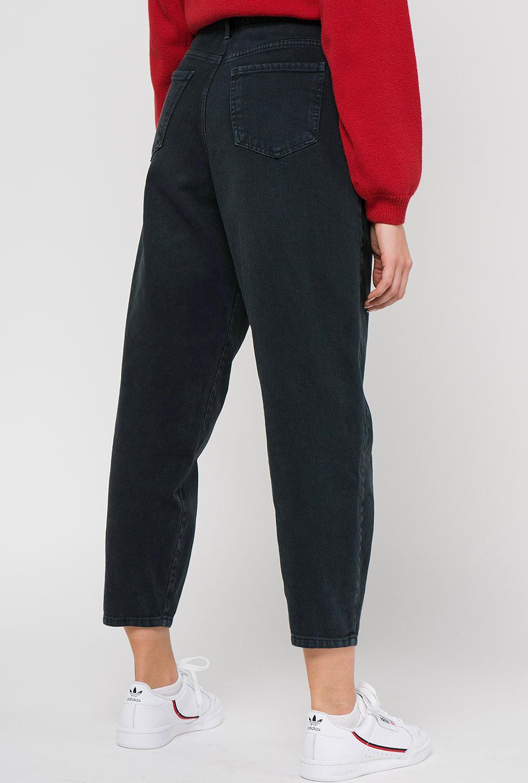 Pantalón Slouchy Pinzas Black