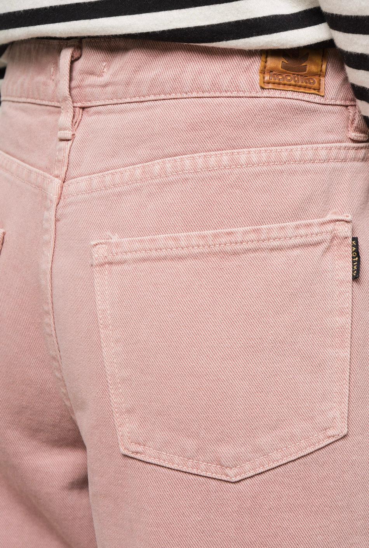 Pantalón Slouchy Pinzas Pink