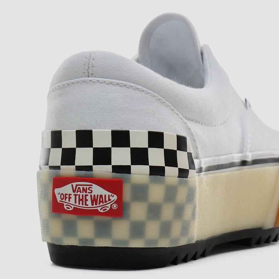 Vans Era Stacked White