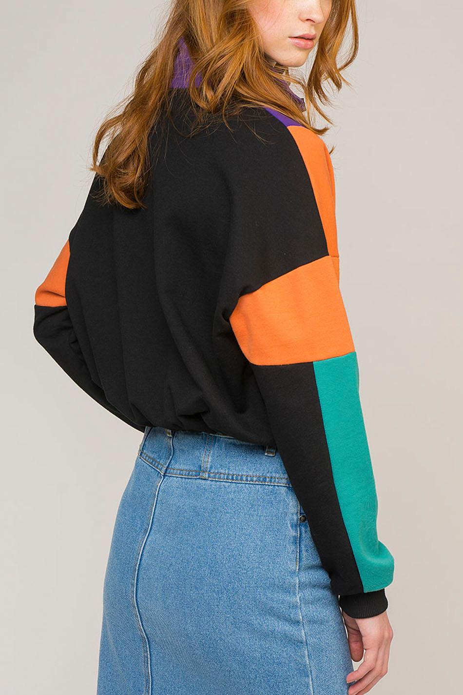 Blondie Black sweatshirt