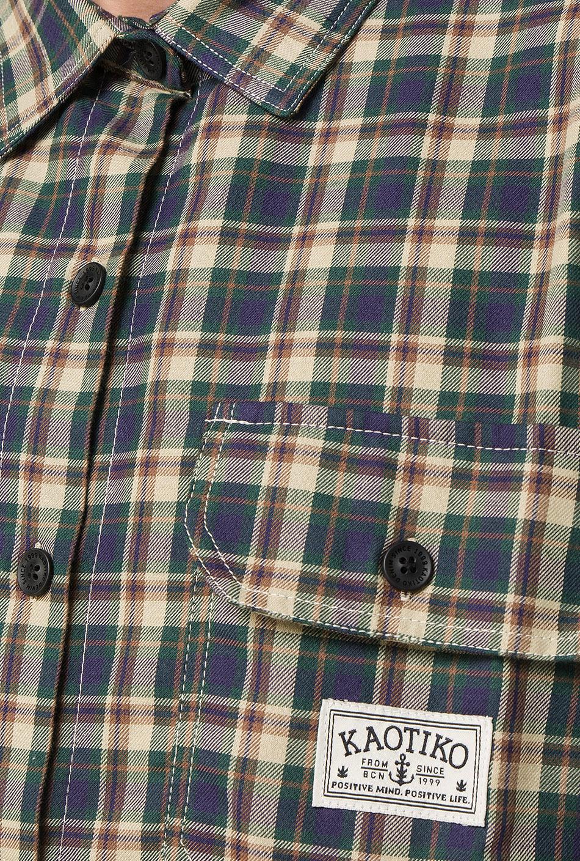 Detroit Squares Shirt
