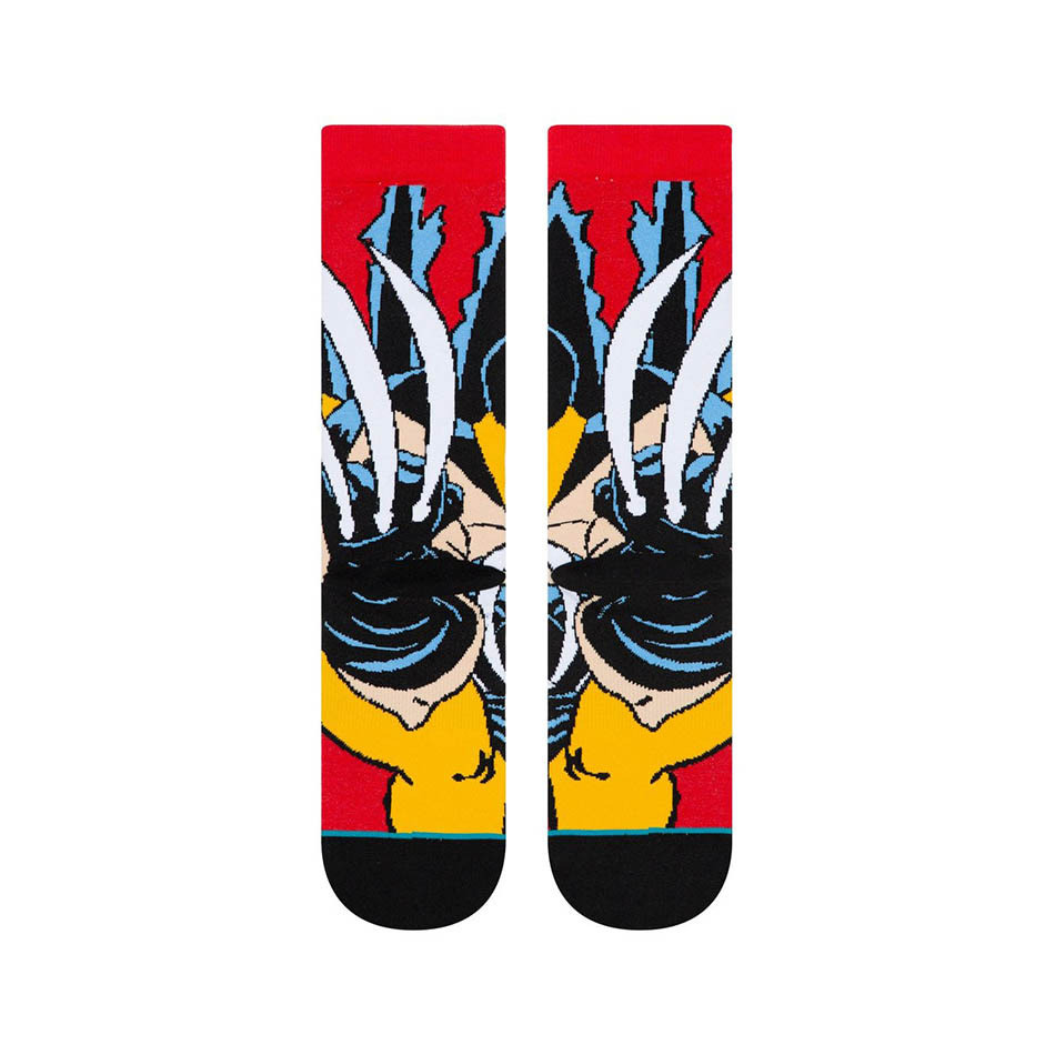 Stance X-Men Wolverine Red