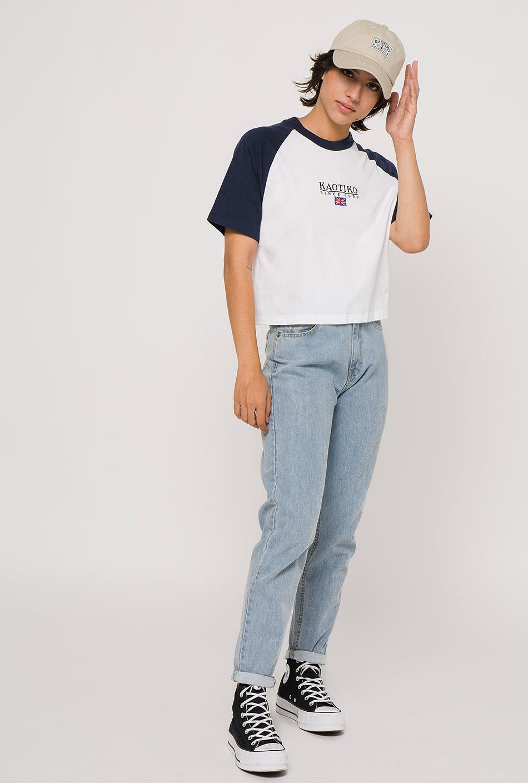 White UK t-shirt