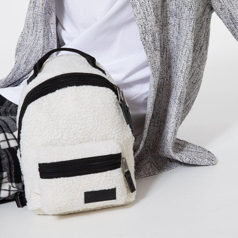 Eastpak Orbit Shear Beige Backpack