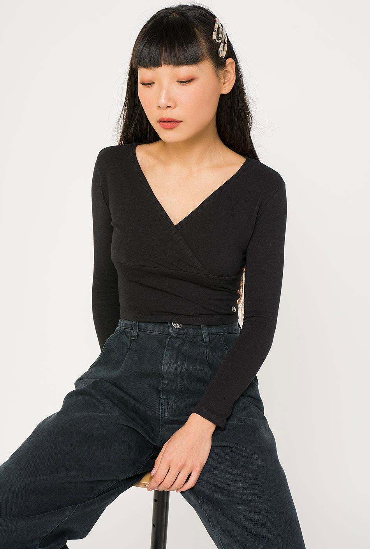 Camiseta Tessa Negra