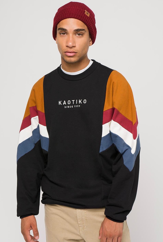 Seattle Black Sweatshirt