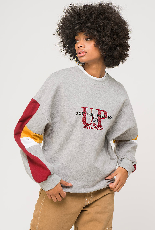 Grey Delta Sweatshirt