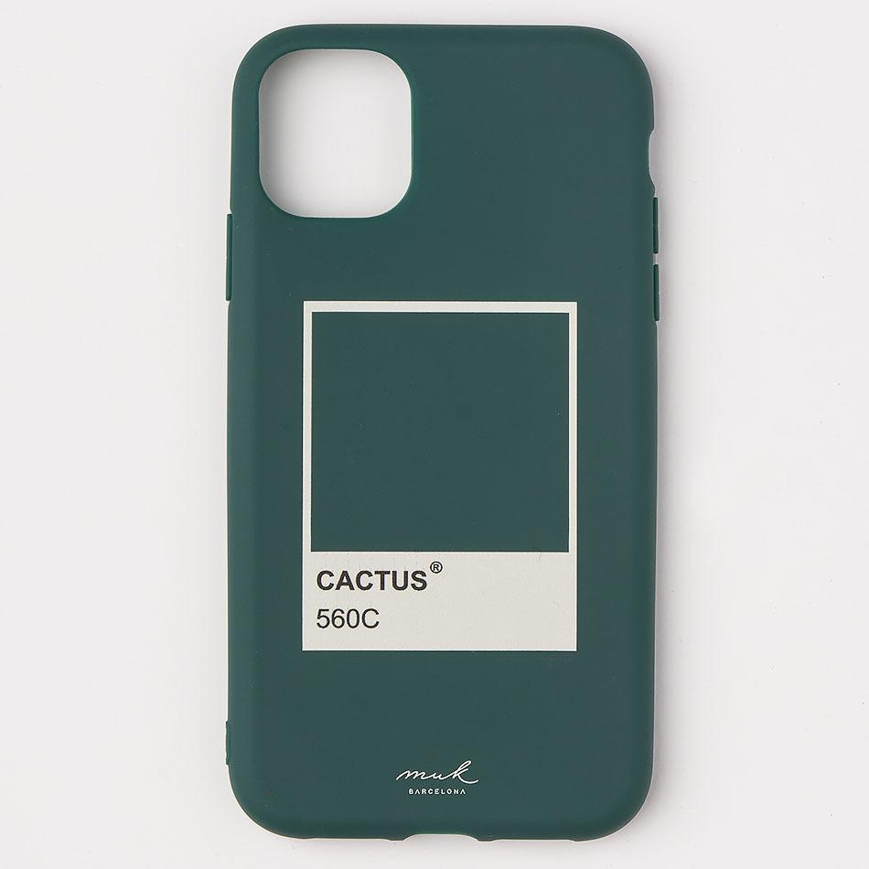 Pantone Green iPhone Case