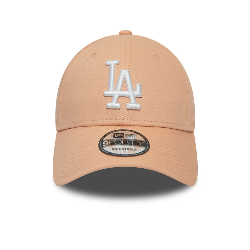New Era Dodgers Essential Pink 9Forty