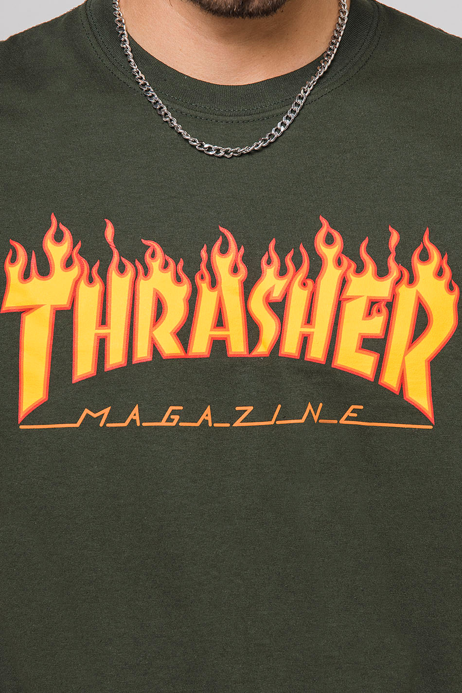 Thrasher Flame Forest