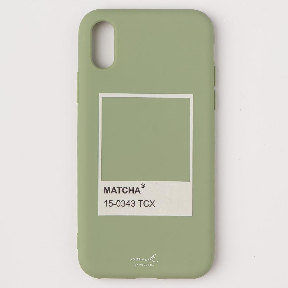 Funda iPhone Pantone Matcha