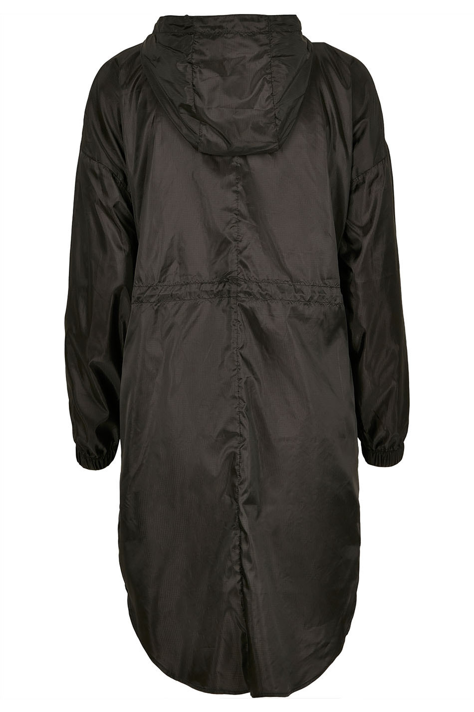 Chaqueta Urban Classics Transparent Light Black