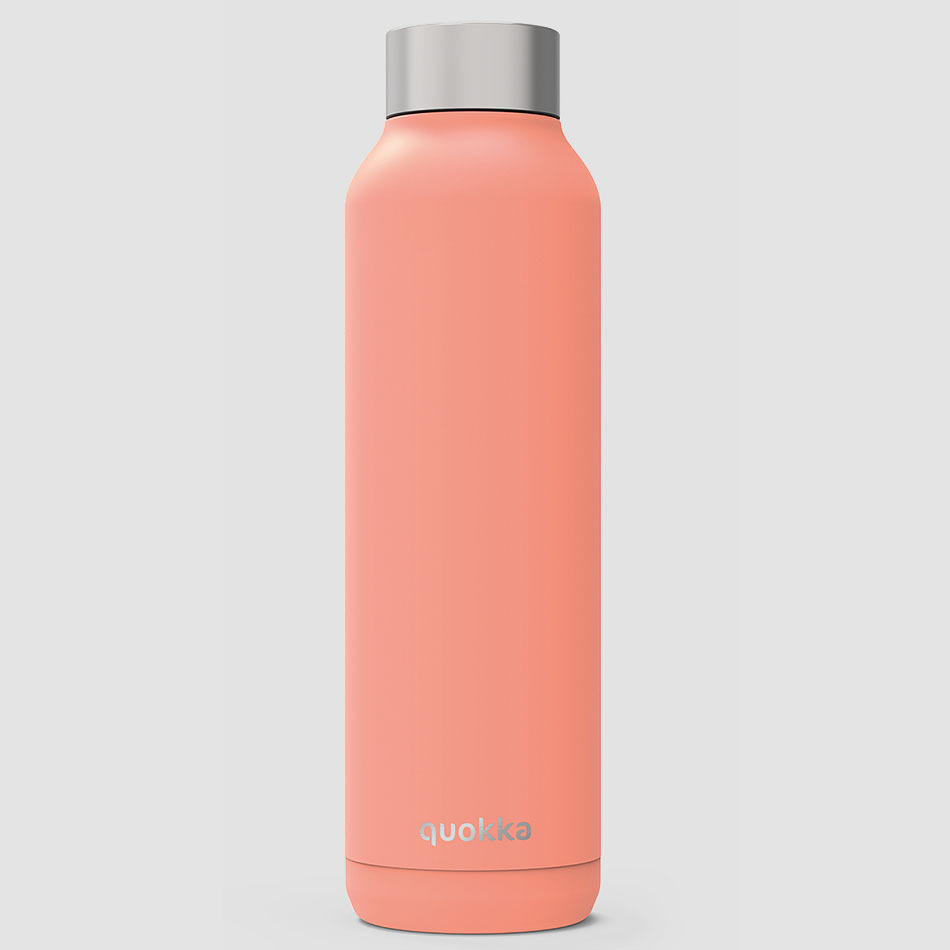 Quokka Solid Steel Apricot 630ml