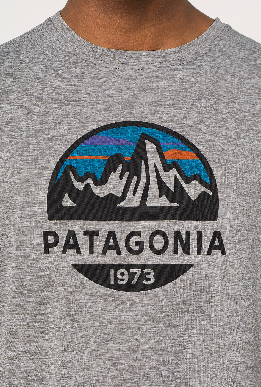 Patagonia Capilene Cool Daily Grey