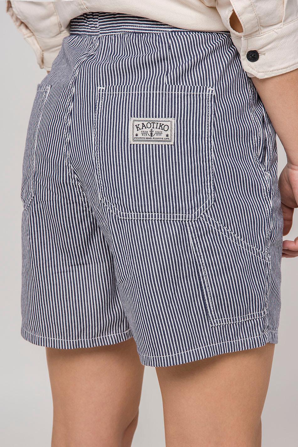 Carpenter Bermuda Stripes